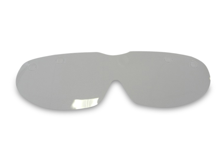 Spatbril glazen