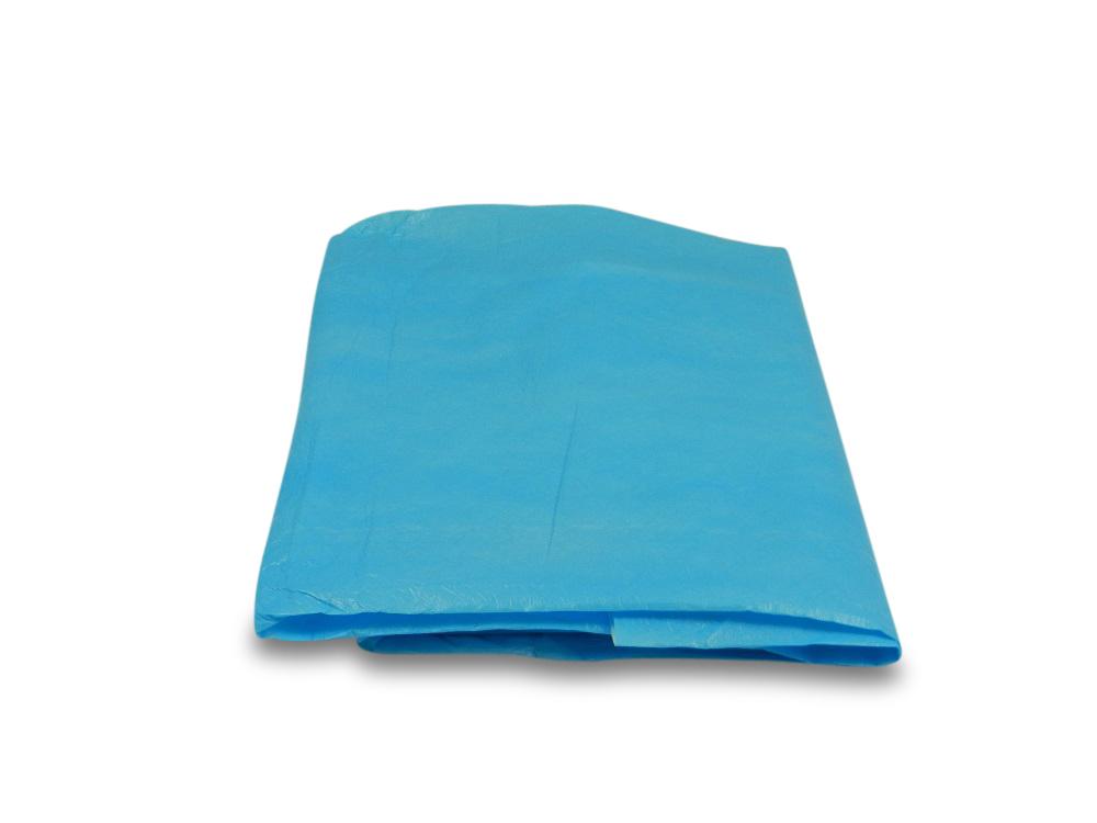 Inpakveld 80x90 blauw per 280