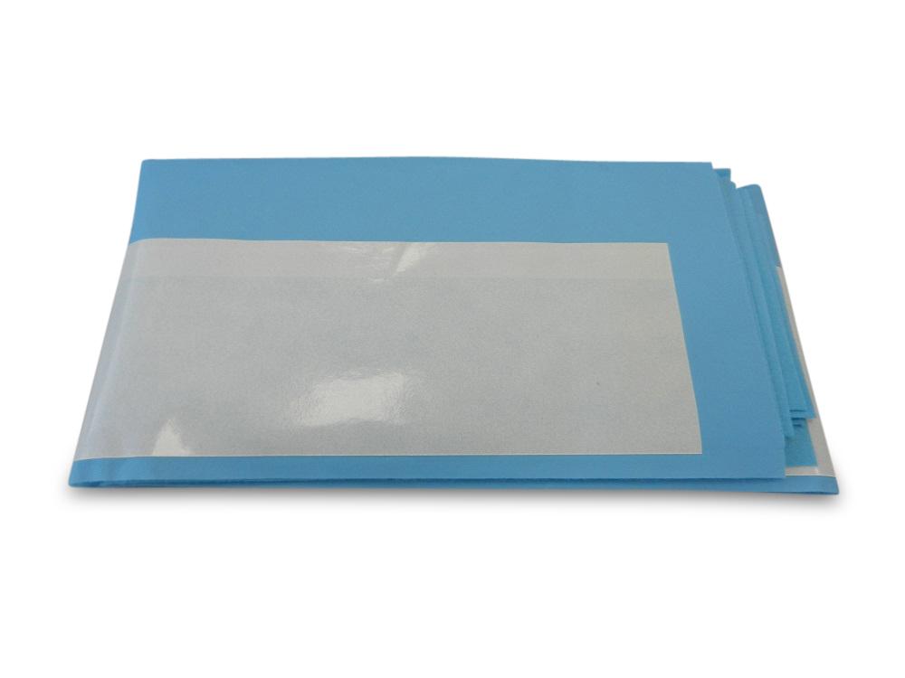 Afdek doek met zelfklevende strip 75 x 75 cm 2-laags. Steriel