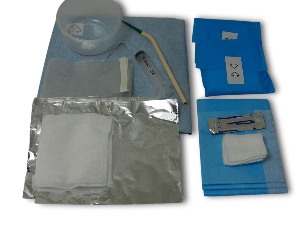 Dental kit / Kaak-set Mondzorg Dogterom
