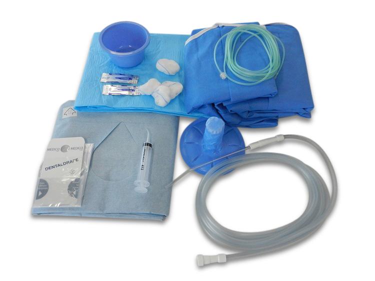 Dental kit / Kaak-set ZNA-St.Erasmus