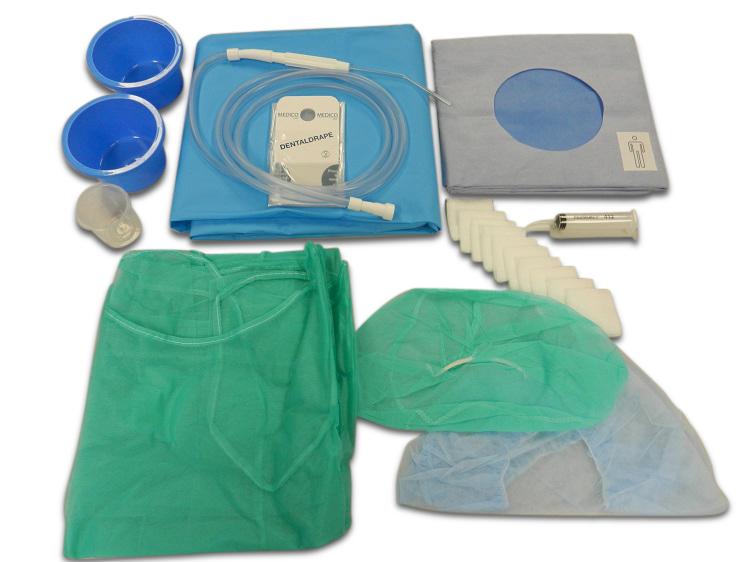 Implantologie-set