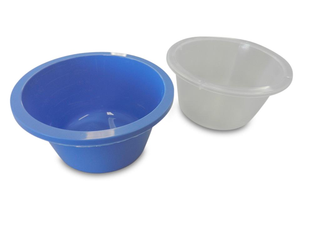 Cup/Gallipot 250ml blauw/transp