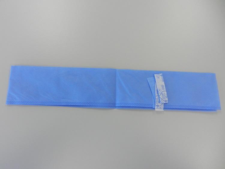 Boorhoes SMS 100 x 8 cm. + plakstrip. Steriel