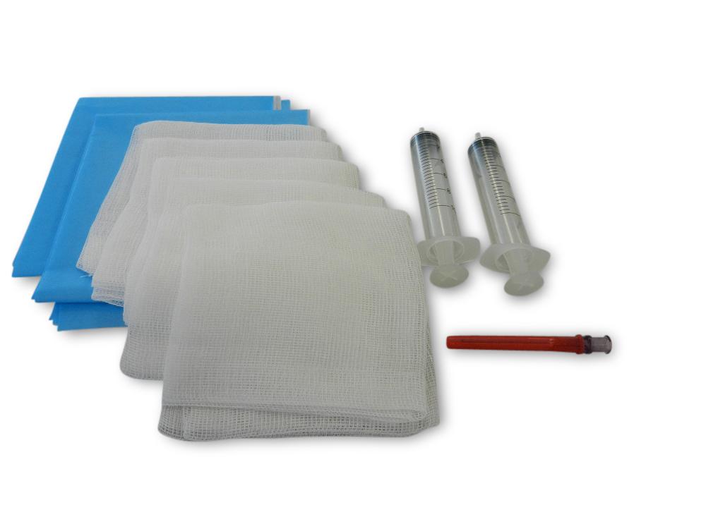 Dialysis set / Dialyse-set