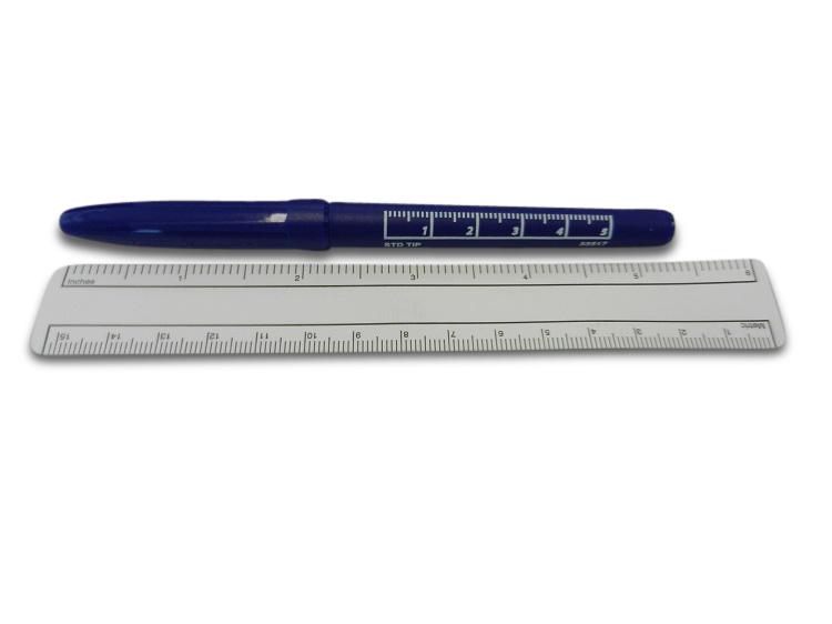 Huidschrijf Pen