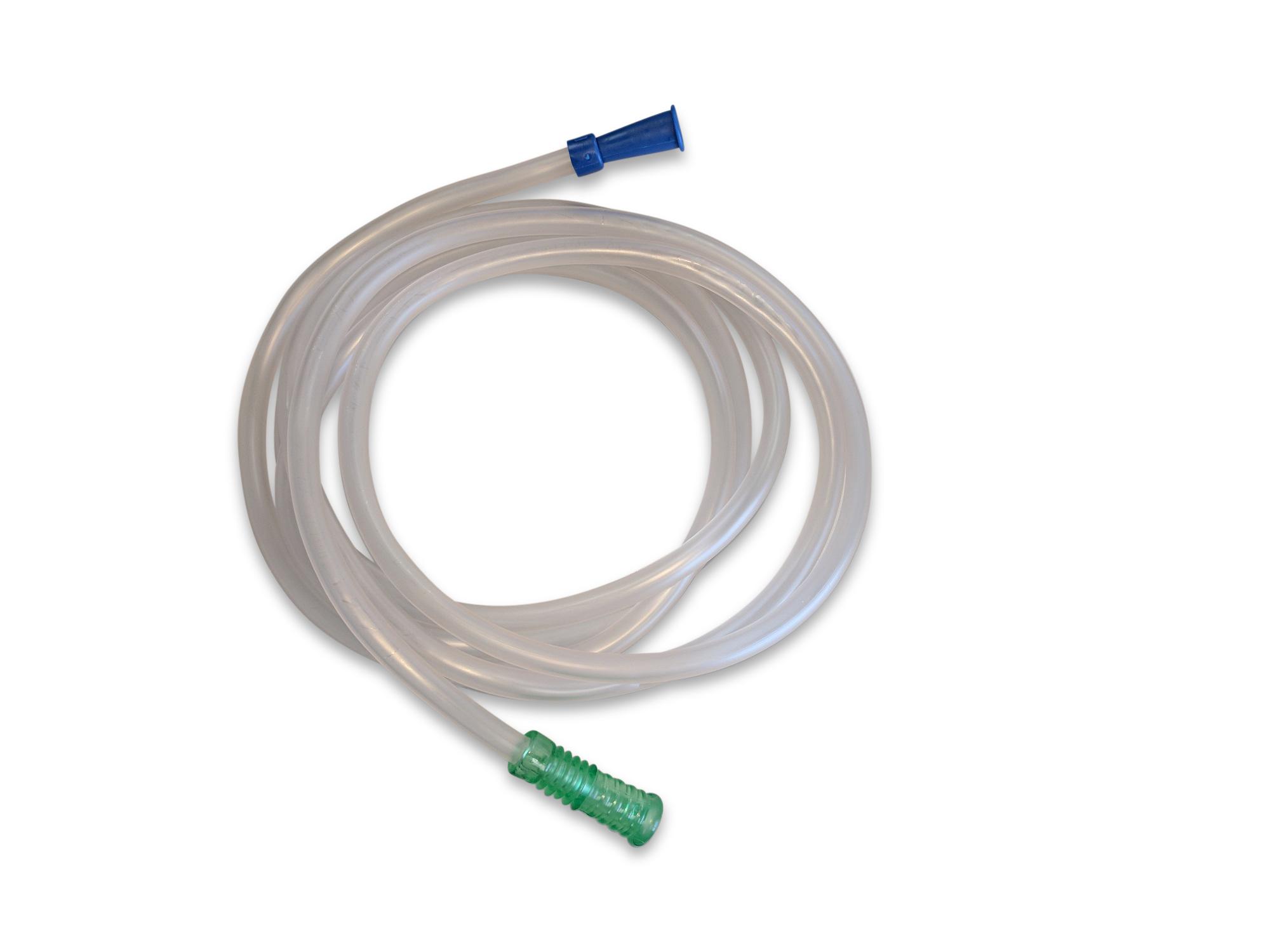 Zuigslang 270cm CH25 katheter + knik