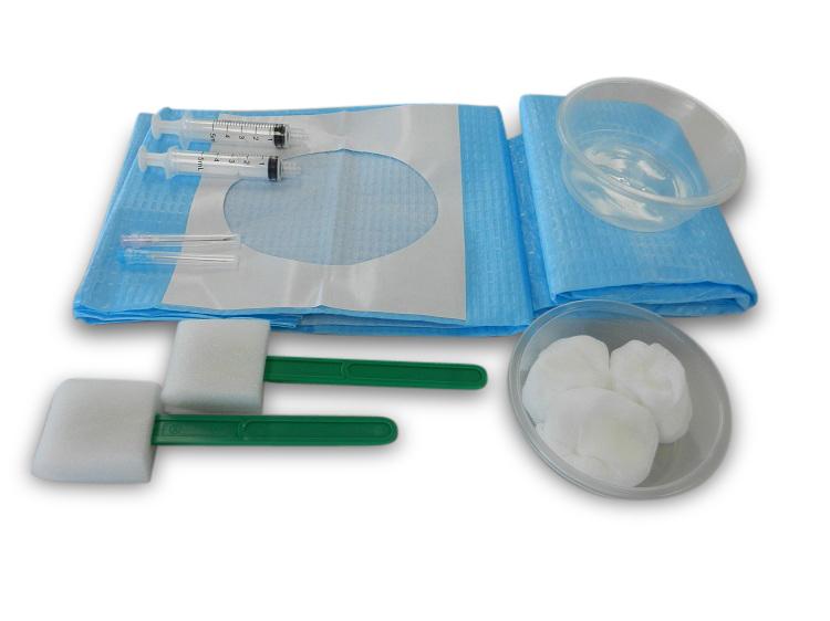 Anesthesie set